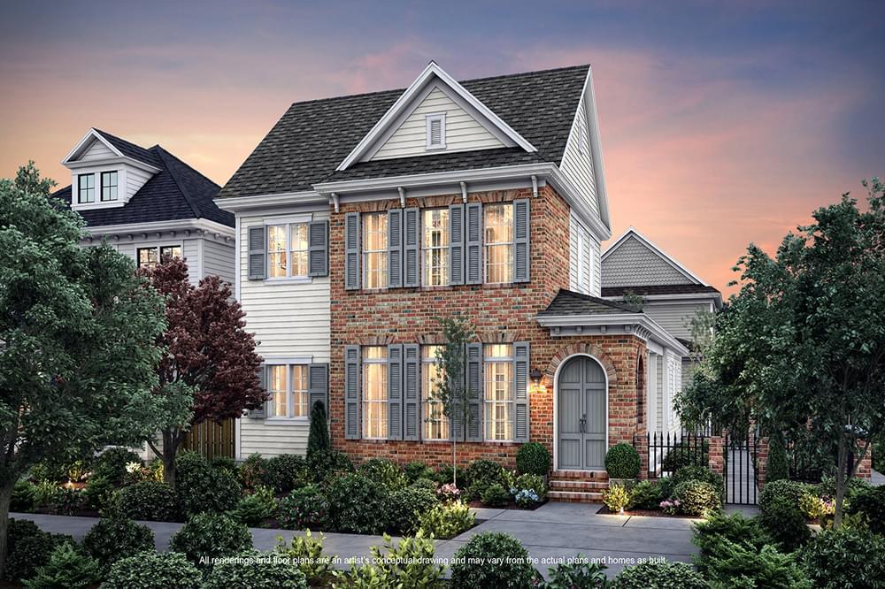 The Brigitte New Home in Louisiana