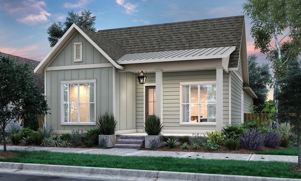 The Huntington New Home in Zachary LA