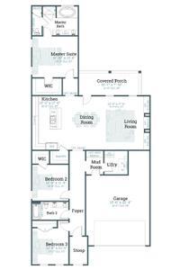 Camellia Camellia - Floorplan
