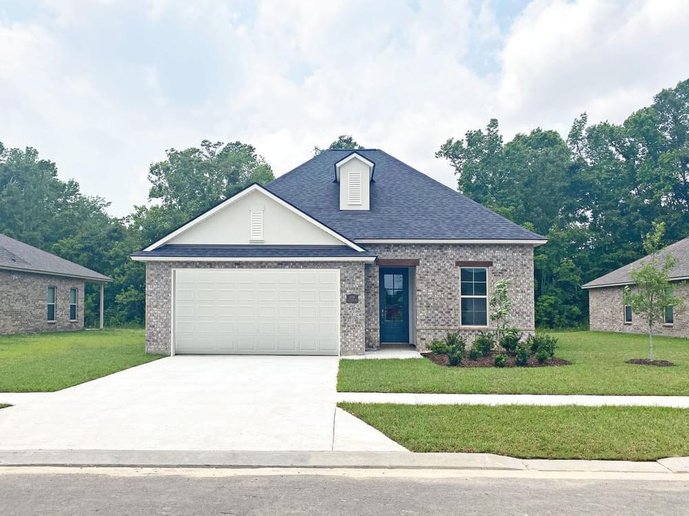 2719 Louis Marie Avenue Gonzales LA New Home for Sale