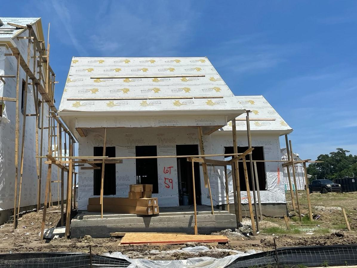 7616 Griffon Drive Baton Rouge LA New Home for Sale