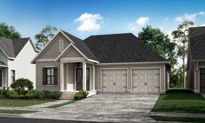 Elevation B - Only in River Chase. Covington, LA New Home