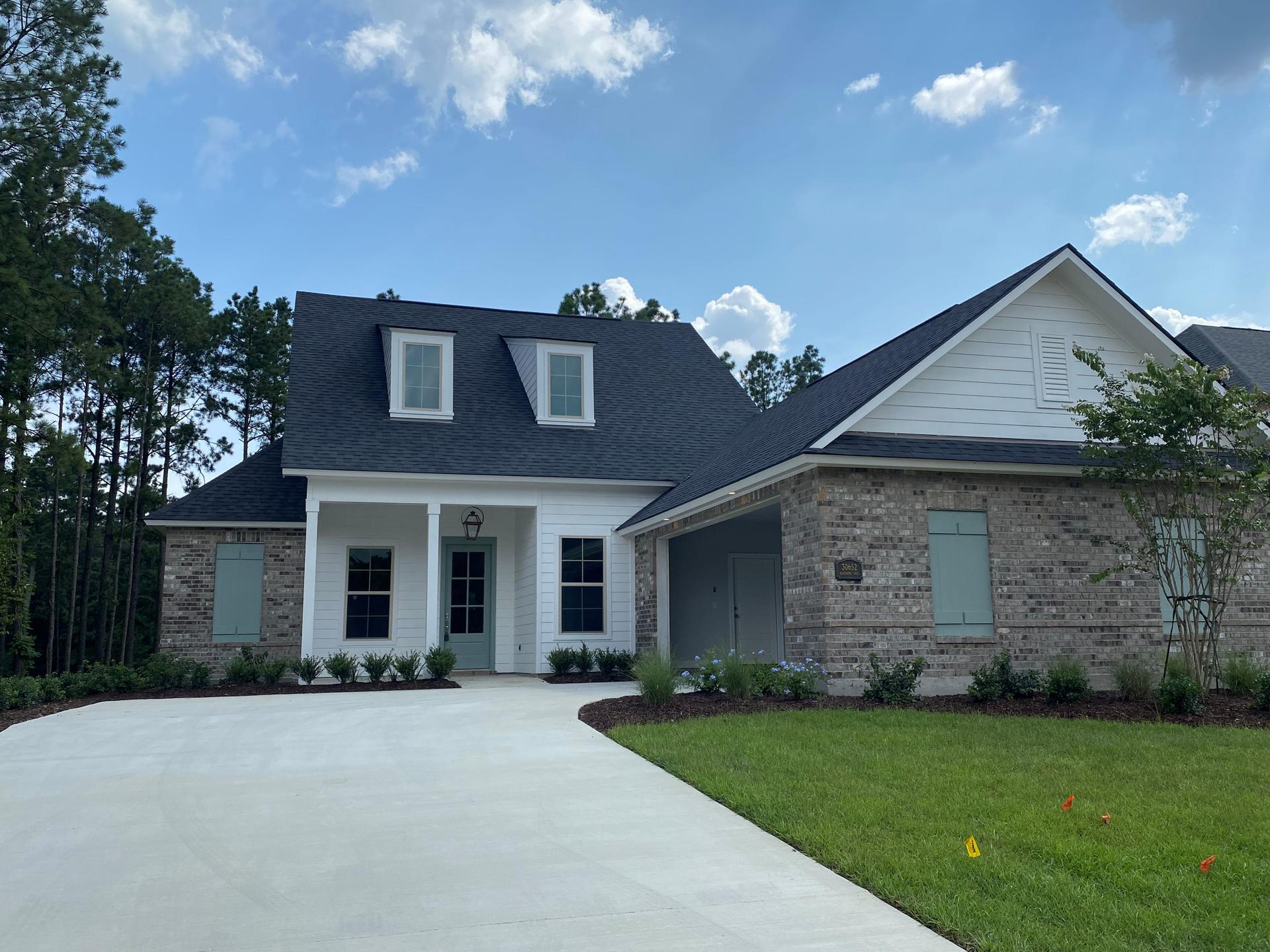 30652 Bluewing Crescent Springfield LA New Home for Sale
