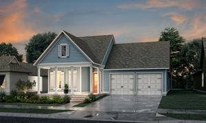 Elevation B - (River Chase Only). 2,123sf New Home in Covington, LA