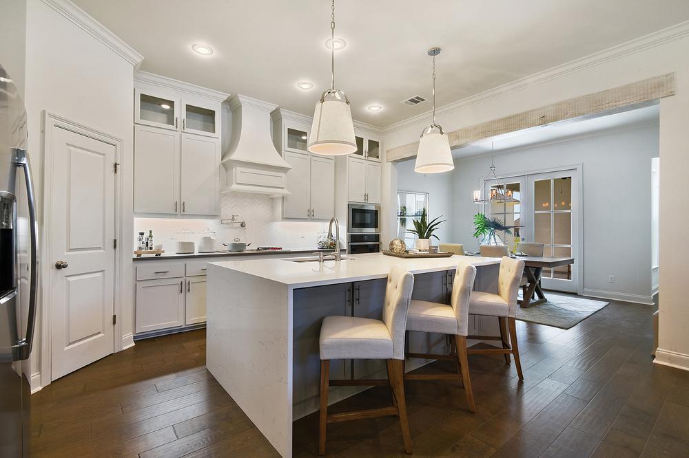 Langdon New Home in Zachary, LA