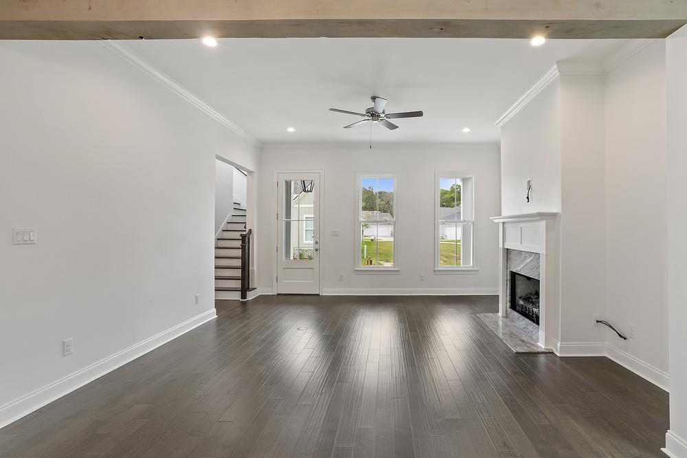 Millstone New Home in Zachary, LA